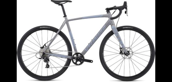 CruX E5 Sport - Gloss Cool Grey - Blue Ghost Pearl