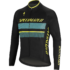 Element RBX Comp Logo LS Jersey - Black - Dark Teal - Yellow