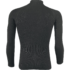 Seamless LS Layer W Roll Neck - Back