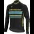 Therminal RBX Comp Logo LS Jersey - Black - Dark Teal - Yellow