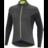 Therminal SL Expert LS Jersey - Dark Grey - Neon Yellow