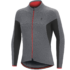 Therminal SL Expert LS Jersey - Light Grey - Red