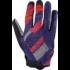 Women's Body Geometry Gel Long Finger Gloves - Indigo - Skylight