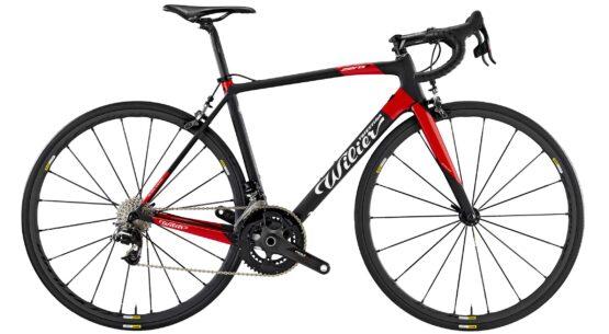 Wilier Zero.7 - Z12 BLACK - RED MATT & GLOSSY