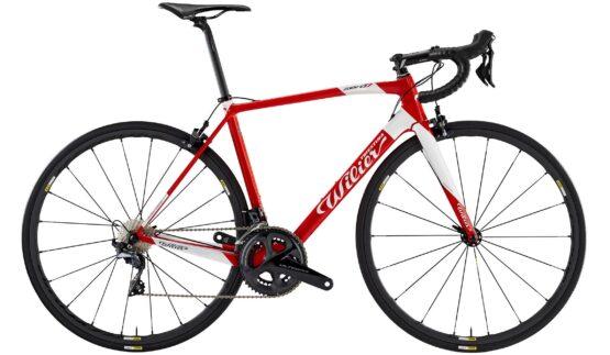 Wilier Zero.7 - Z13 RED - WHITE GLOSSY