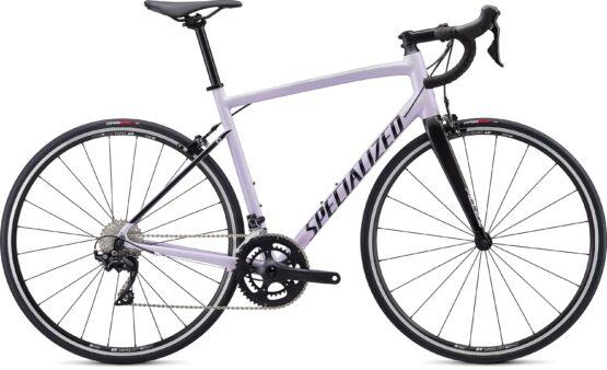Specialized Allez Elite Modeljaar 2020 - Gloss UV Lilac - Tarmac Black