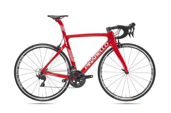 Pinarello - GAN - Carbon T600 - 290 RED