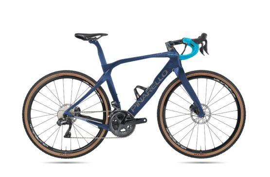 Pinarello - GREVIL - Carbon Torayca T700 UD - 507 VERTIGO BLUE