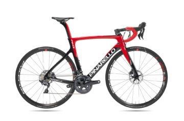 Pinarello - PRINCE DISK - Carbon T700 - 274 BLACK RED