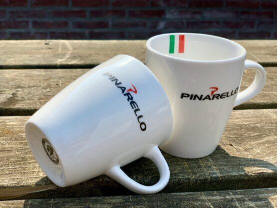 Pinarello cappucinno cups / koffie kopjes (2st)
