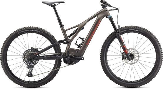 Turbo Levo Expert Carbon 2021 Gunmetal Redwood Black