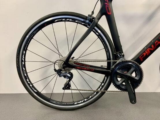 Pinarello Dogma F10 Special Edition - Black Matt Red A610 zoom