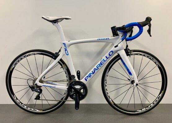 Pinarello Dogma F10 Special Edition - White Blue A616
