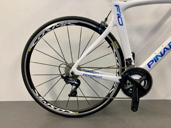 Pinarello Dogma F10 Special Edition - White Blue A616 zoom